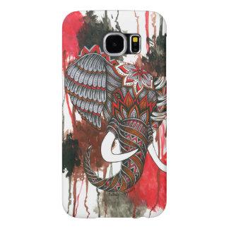 Royal Elephant Samsung Galaxy S6 Cases