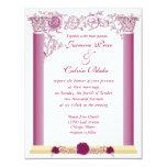 Royal Engagement Wedding Invitation