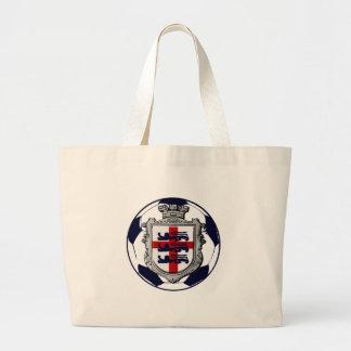 Royal England Soccer ball England flag gifts Canvas Bag