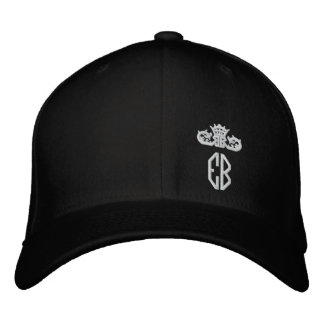 Royal English Bulldog EB Embroidered Hat