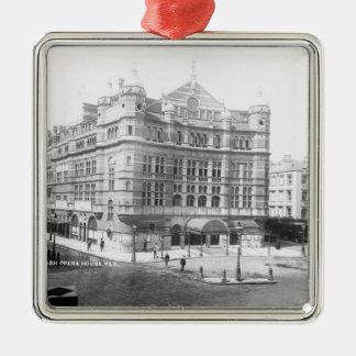 Royal English Opera House, 1891 Christmas Ornament