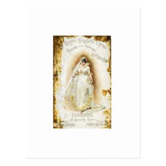 Royal English Opera's Ivanhoe Post Card