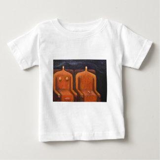 Royal Family (abstract dark human figures ) T-shirt