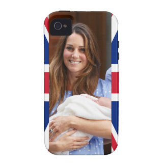Royal Family at Lindo Wing 2 Vibe iPhone 4 Cover