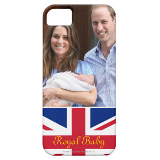 Royal Family at Lindo Wing 3 iPhone 5 Case