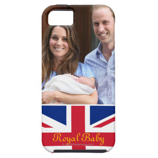 Royal Family at Lindo Wing 3 Tough iPhone 5 Case