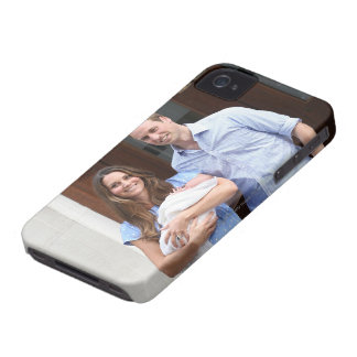 Royal Family at Lindo Wing iPhone 4 Case-Mate Cases