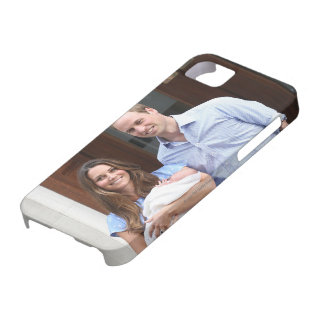 Royal Family at Lindo Wing iPhone 5 Covers