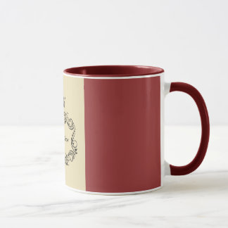 Royal Family name mug