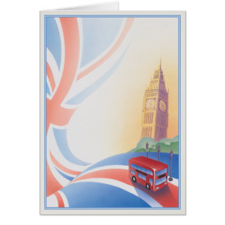 Royal Flash © Greeting Card