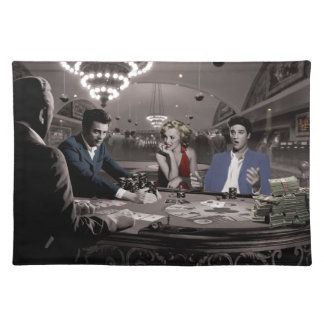 Royal Flush 2 Placemat