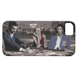 Royal Flush Barely There iPhone 5 Case