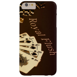 Royal Flush Barely There iPhone 6 Plus Case