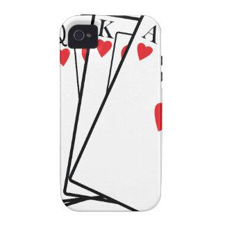 Royal Flush Case-Mate iPhone 4 Case