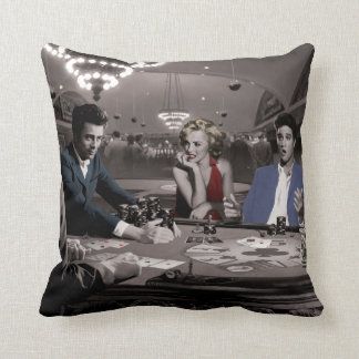 Royal Flush Cushion