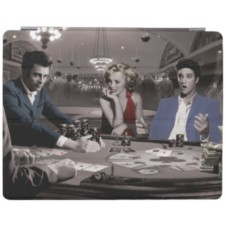 Royal Flush iPad Cover