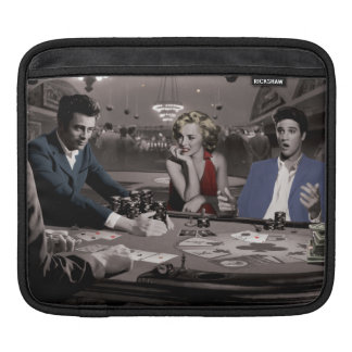 Royal Flush iPad Sleeve