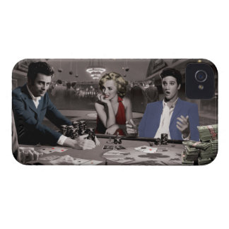Royal Flush iPhone 4 Covers