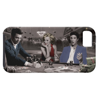 Royal Flush iPhone 5 Covers