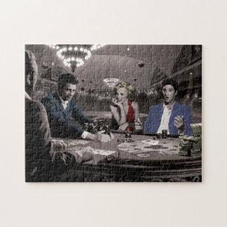 Royal Flush Jigsaw Puzzle