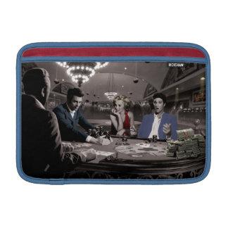 Royal Flush MacBook Sleeve