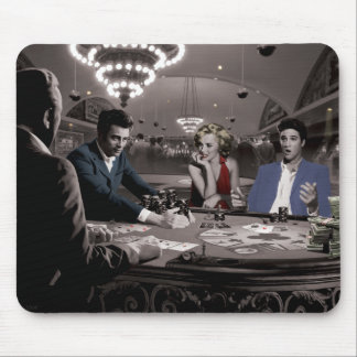 Royal Flush Mouse Mat