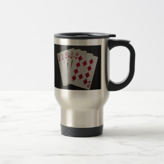 Royal Flush Travel Mug