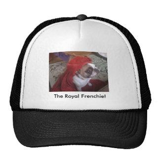 Royal Frenchie Trucker Hat