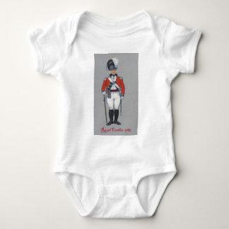royal fusilier 1789  003.jpg baby bodysuit