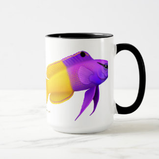 Royal Gramma Coral Reef Fish Mug