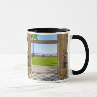 Royal Hawaiian Hotel Christmas Mug