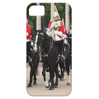 Royal Household Cavalry, London, England iPhone 5 Case