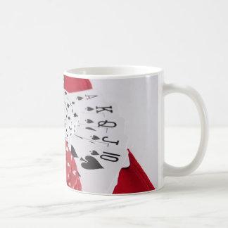 Royal in Spades Classic White Coffee Mug
