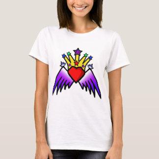 royal jester heart T-Shirt