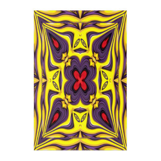 Royal Kaleidoscope   Acrylic Wall Art