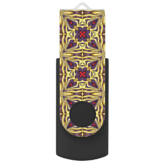 Royal  Kaleidoscope   USB Flashdrive Flash Drive