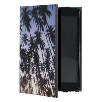 Royal Kupuva Palm Grove at Kaunakakai Cover For iPad Mini