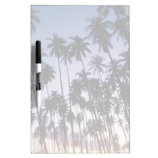 Royal Kupuva Palm Grove at Kaunakakai Dry-Erase Board