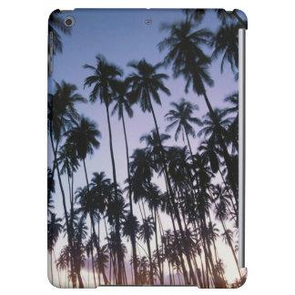 Royal Kupuva Palm Grove at Kaunakakai iPad Air Cover