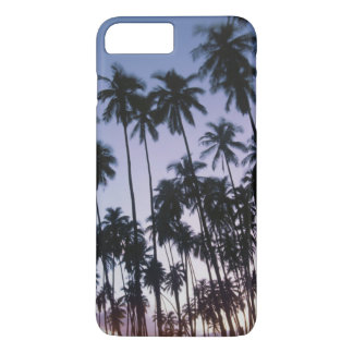 Royal Kupuva Palm Grove at Kaunakakai iPhone 8 Plus/7 Plus Case