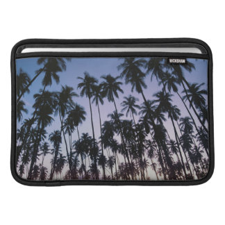Royal Kupuva Palm Grove at Kaunakakai MacBook Sleeve