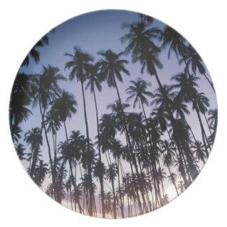 Royal Kupuva Palm Grove at Kaunakakai Plate