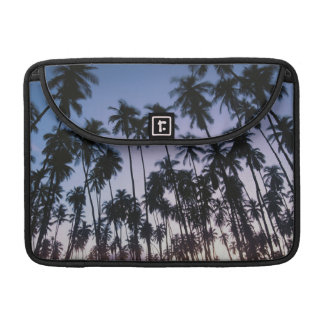 Royal Kupuva Palm Grove at Kaunakakai Sleeve For MacBooks