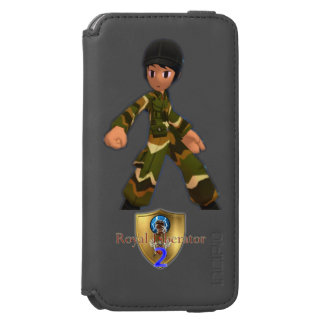 Royal Liberator 2 Wallet Case Incipio Watson™ iPhone 6 Wallet Case