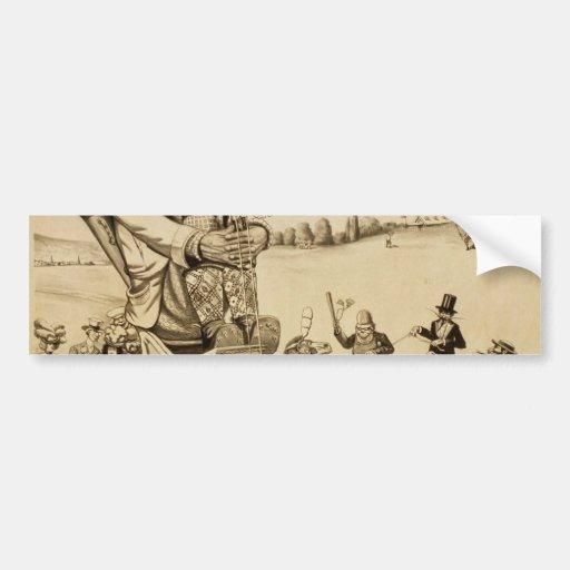 Royal Lilliputians Bumper Sticker