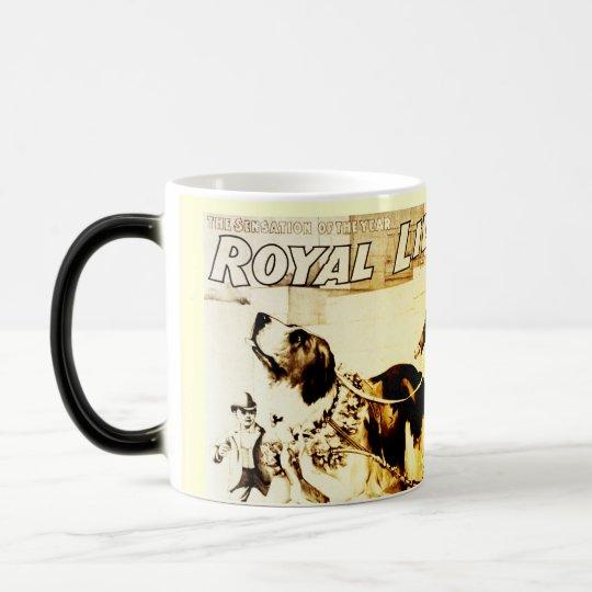 Royal Lilliputians Magic Mug