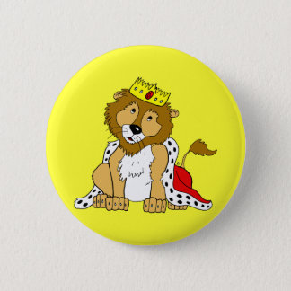 Royal Lion Button