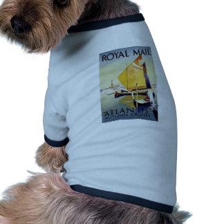 Royal Mail Atlantis Autumn Cruises Doggie T-shirt