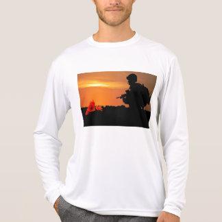 Royal Marine Remembers Shirt