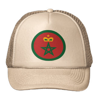 Royal Moroccan Air Force, Morocco Cap